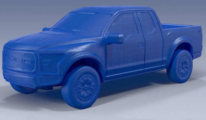 Ford 3D model