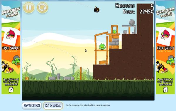 Angry Birds - Exploding Bird