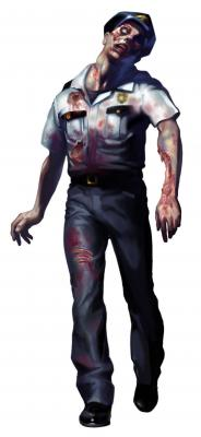 Resident Evil 2: The Cult Zombies