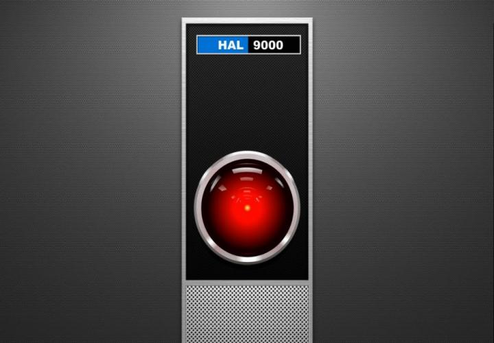 HAL 9000: Youre Out to Be Gotten by Him