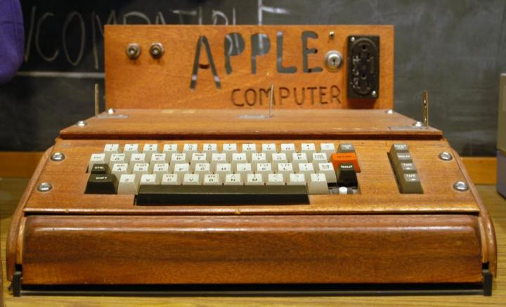 Apple I: The First Computer by Apple