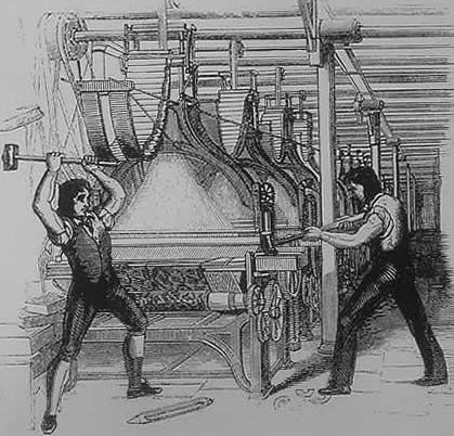 The Luddites: Is the same Awaiting Us