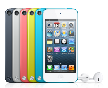 The New iPod Touch Is Now Available in Five Colors
