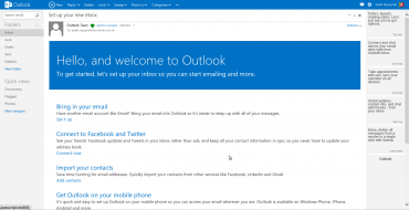 Outlook.com: The Info Mail