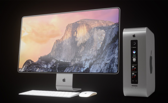 The new modular Mac Pro might come with a 27-inch 'Cinema Display'