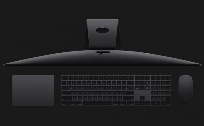 iMac Pro 2017 Dark Design