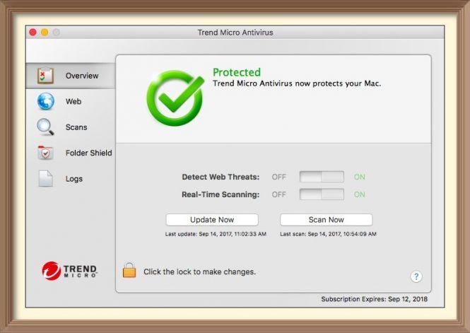 Trend Micro Antivirus for Mac