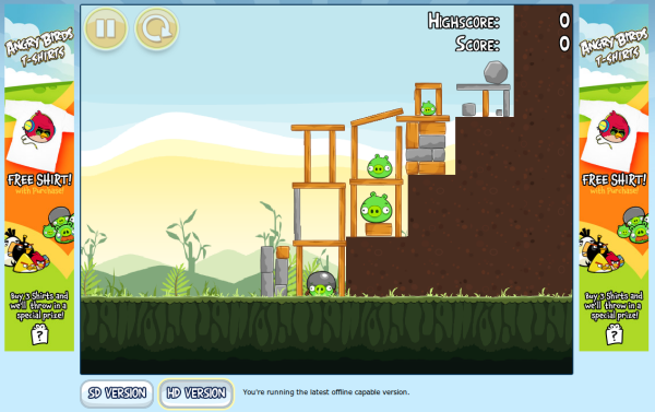 Angry Birds - Obstacle