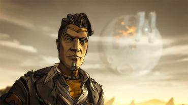 Handsome Jack, the One to Fight Against