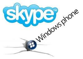 Skype Windows Phone logo