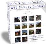 Web Picture Creator